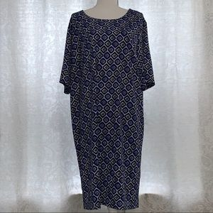 CATO Plus Size Dress